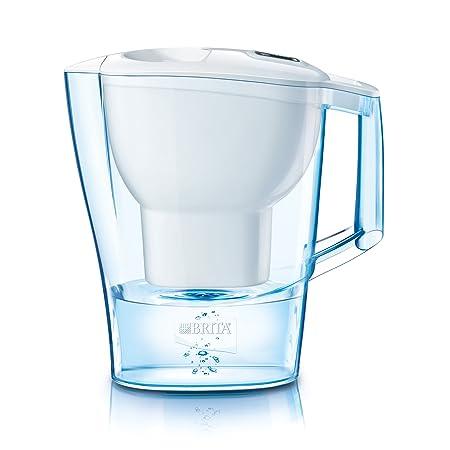 brita aluna cool white water filter jug amazon co uk kitchen home rh amazon co uk