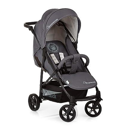 Hauck Rapid 4X- silla de paseo ligera desde nacimiento hasta 25 kg/respaldo reclinable