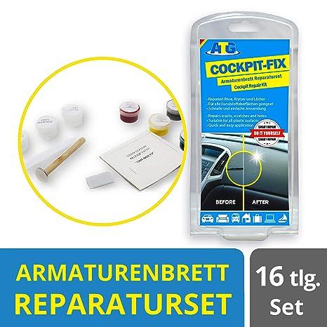 Atg Dashboard Cockpit Instrument Panel Full Repair Kit Restore Car Interior Restore Holes Cracks And Tears
