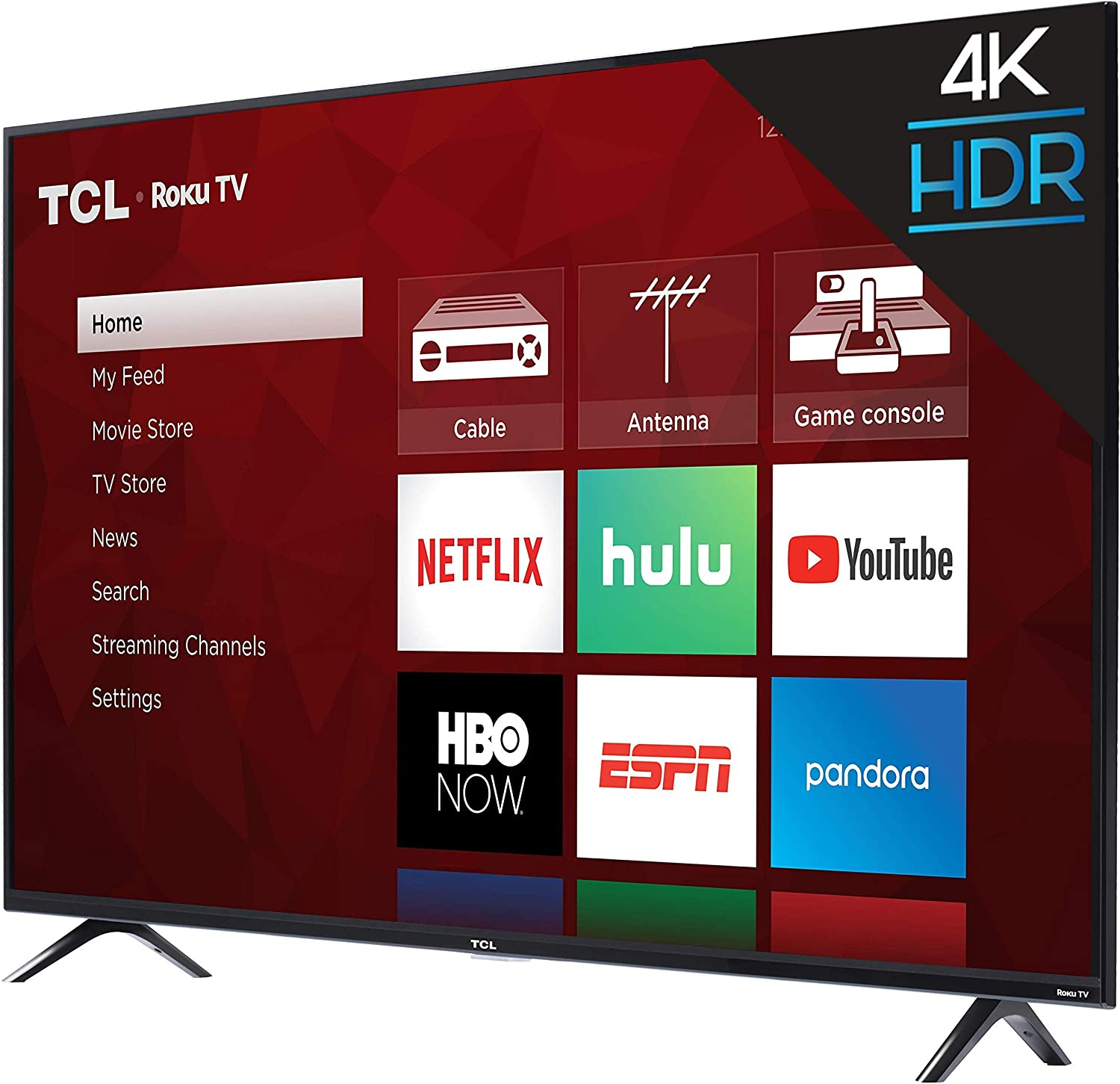 TCL 43S425 -Best 43 Inch Tv 2021