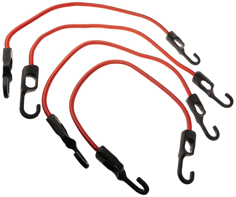 Gold Hose /& Stainless Red Banjos Pro Braking PBK4096-GLD-RED Front//Rear Braided Brake Line