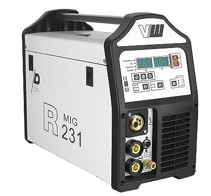 Vector Digital sudor dispositivo R231 Mig Mag Wig MMA S de mano ...