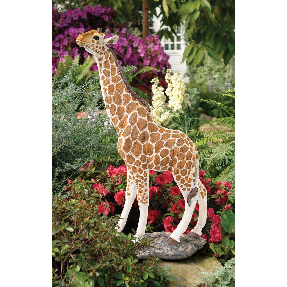 Attractive Amazon.com : Design Toscano Gerard The Giraffe Sculpture : Outdoor Statues  : Garden U0026 Outdoor