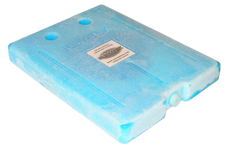 Icey-Tek - Bloque de Gel refrigerante de Gran tamaño, el más ...