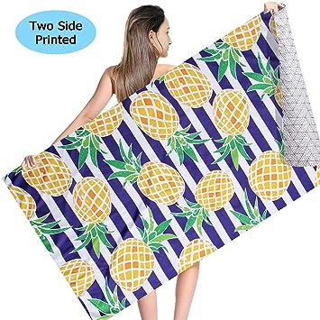 Amazon.com: NovForth toalla de playa de microfibra para ...
