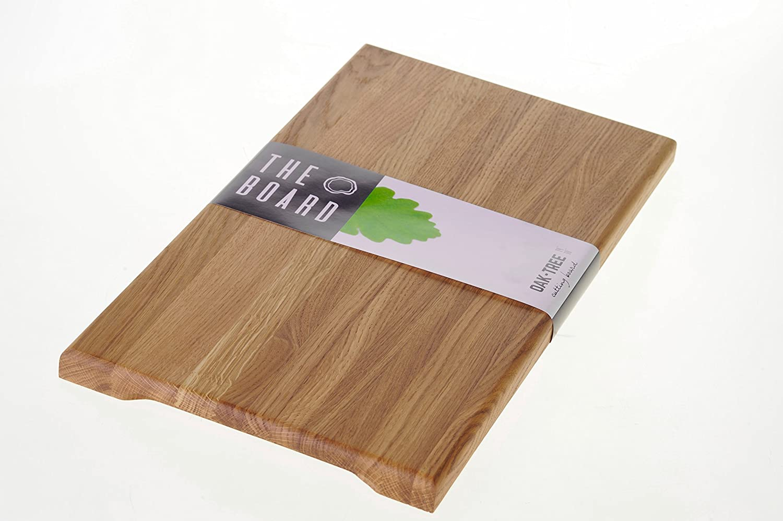 Amazon.com: Wood Cutting Board. More Reliable Than Bamboo Cutting Board And  More Organic Than Plastic Cutting Board. Size 18x 10x 4/5 In.