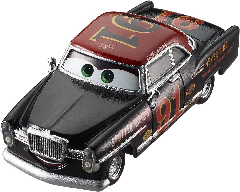 DISNEY PIXAR CARS 51 WHEELDELL LEE CHARACTER CAR