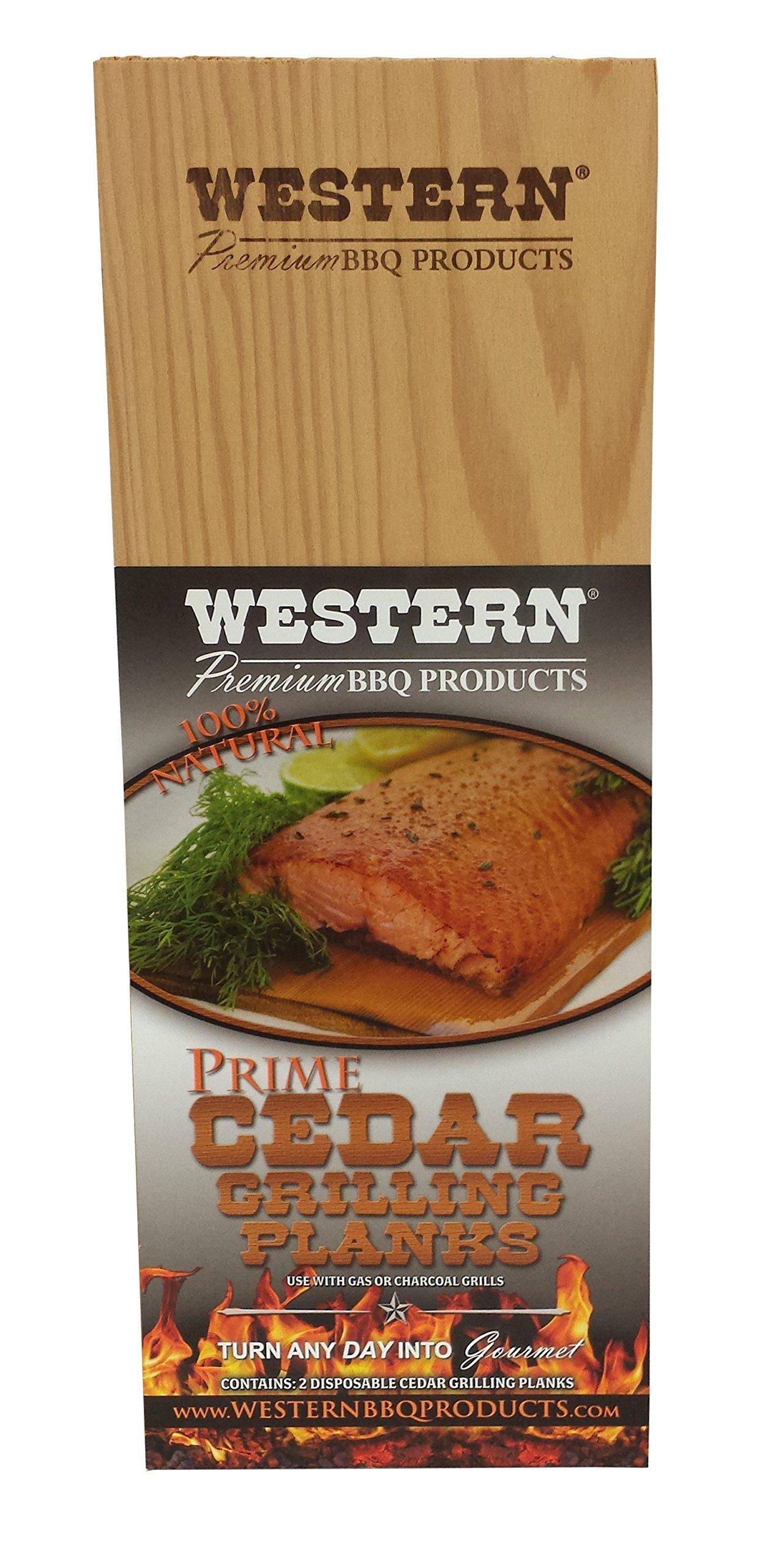 PRIME Cedar Grilling Planks (set of 2)