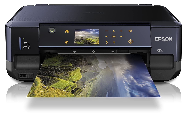 Epson Expression Premium XP-610 Inyección de Tinta 32 ppm 5760 x ...