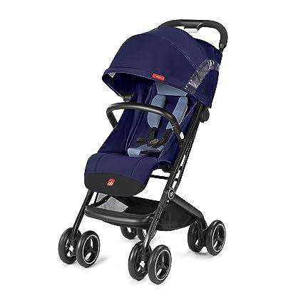 GB Oro Qbit Plus carrito de bebé, color azul: Amazon.es: Bebé