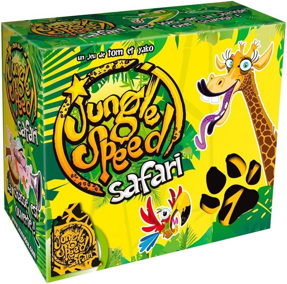 Juego Jungle Speed Safari , Juguete Juegos de Mesa A Partir de 6 ...