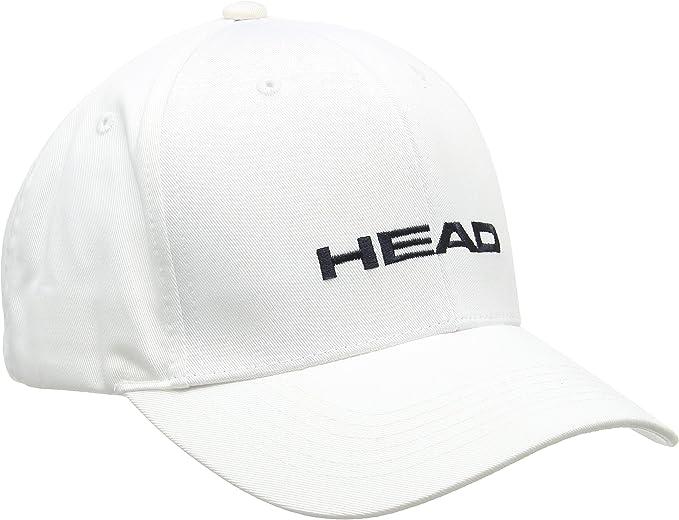 HEAD Casquette Unisexe Taille Unique