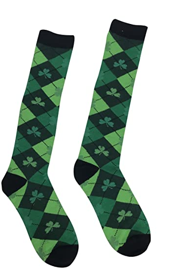 1aa1964c2 Image Unavailable. Image not available for. Color: St. Patricks Day Socks-  ...