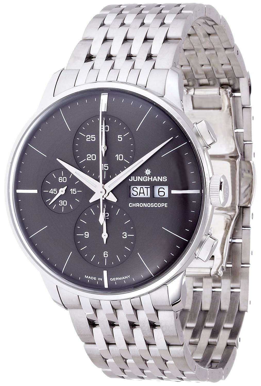 [ユンハンス]JUNGHANS 腕時計 マイスタースロノスコープ 027 4324 45 メンズ 【正規輸入品】 B00GN0CVW6