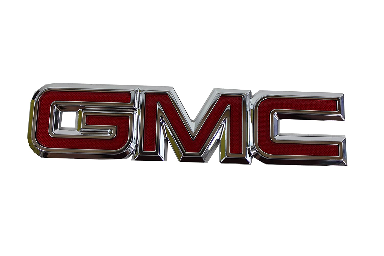 Chrome Rear General Motors Genuine GM 22884137 Name Plate