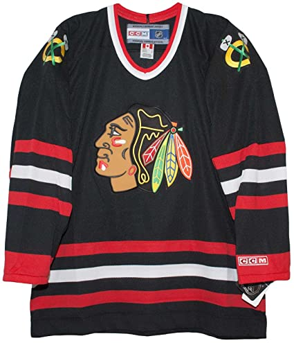 wholesale dealer 52ca9 75197 chicago blackhawks third jersey