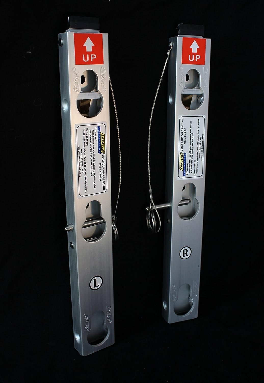 Quick Connect Ladder Leveler Kit Base Units Only