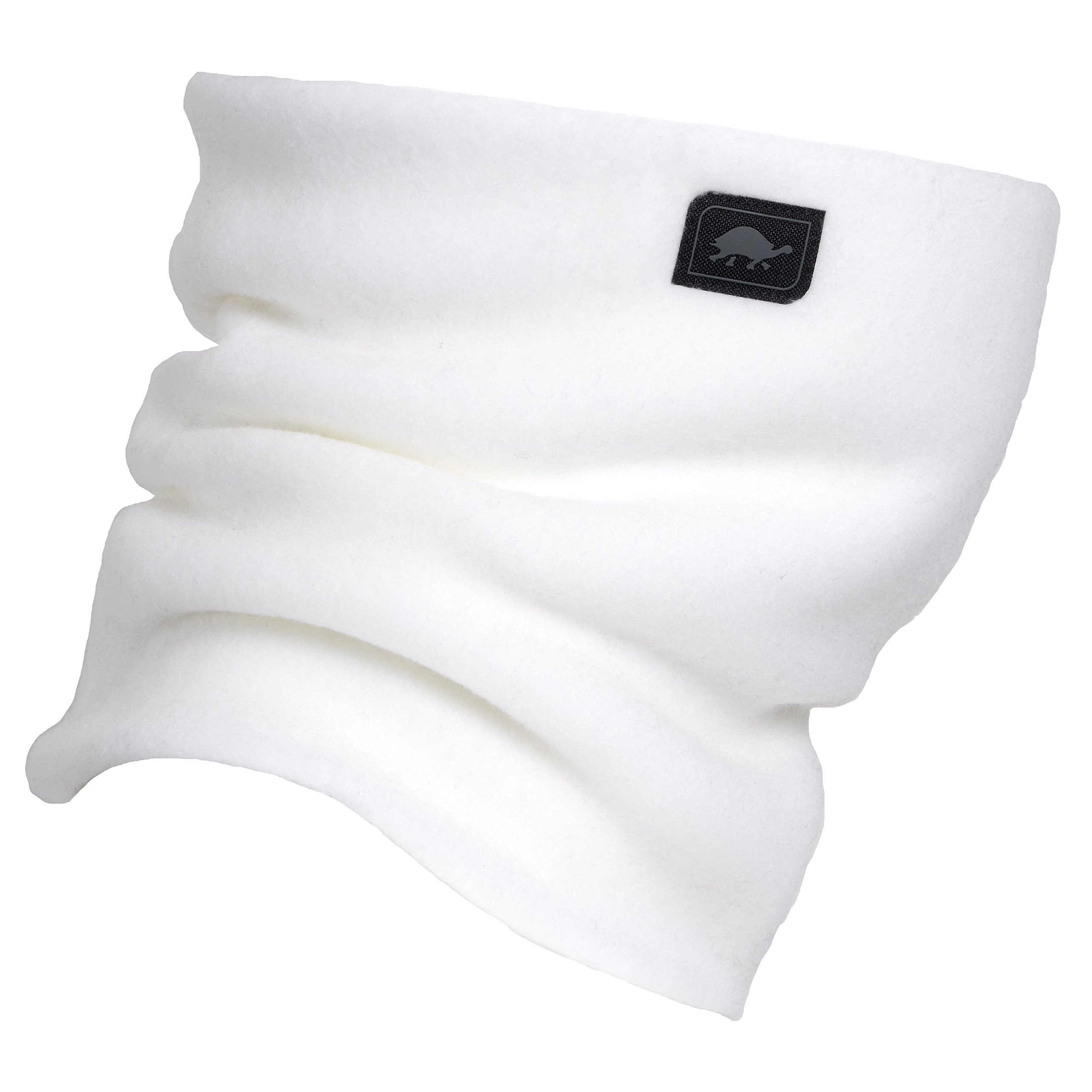Turtle Fur The Turtle's Neck Neckwarmer, White by Turtle Fur