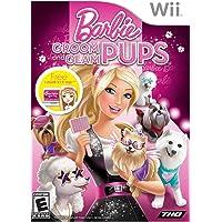 Barbie Groom and Glam Pups Original - Wii