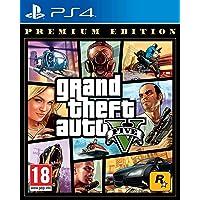GRAND THEFT AUTO (GTA) V PREMIUM EDITION PS4