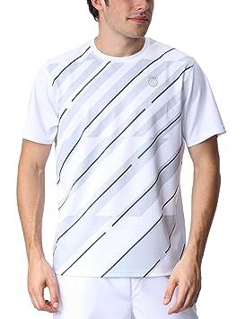 K-Swiss Camiseta de pádel para Hombre, tamaño S, Color ...