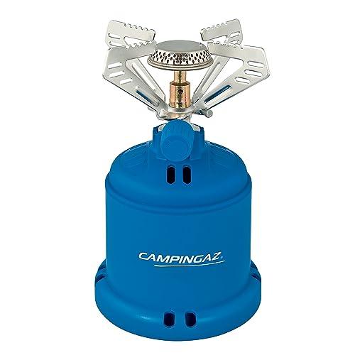 Campingaz Camping 206S Hornillo con Gas, Unisex, Azul