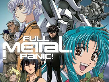 Amazon com: Watch Full Metal Panic! Season 1 (English Dubbed