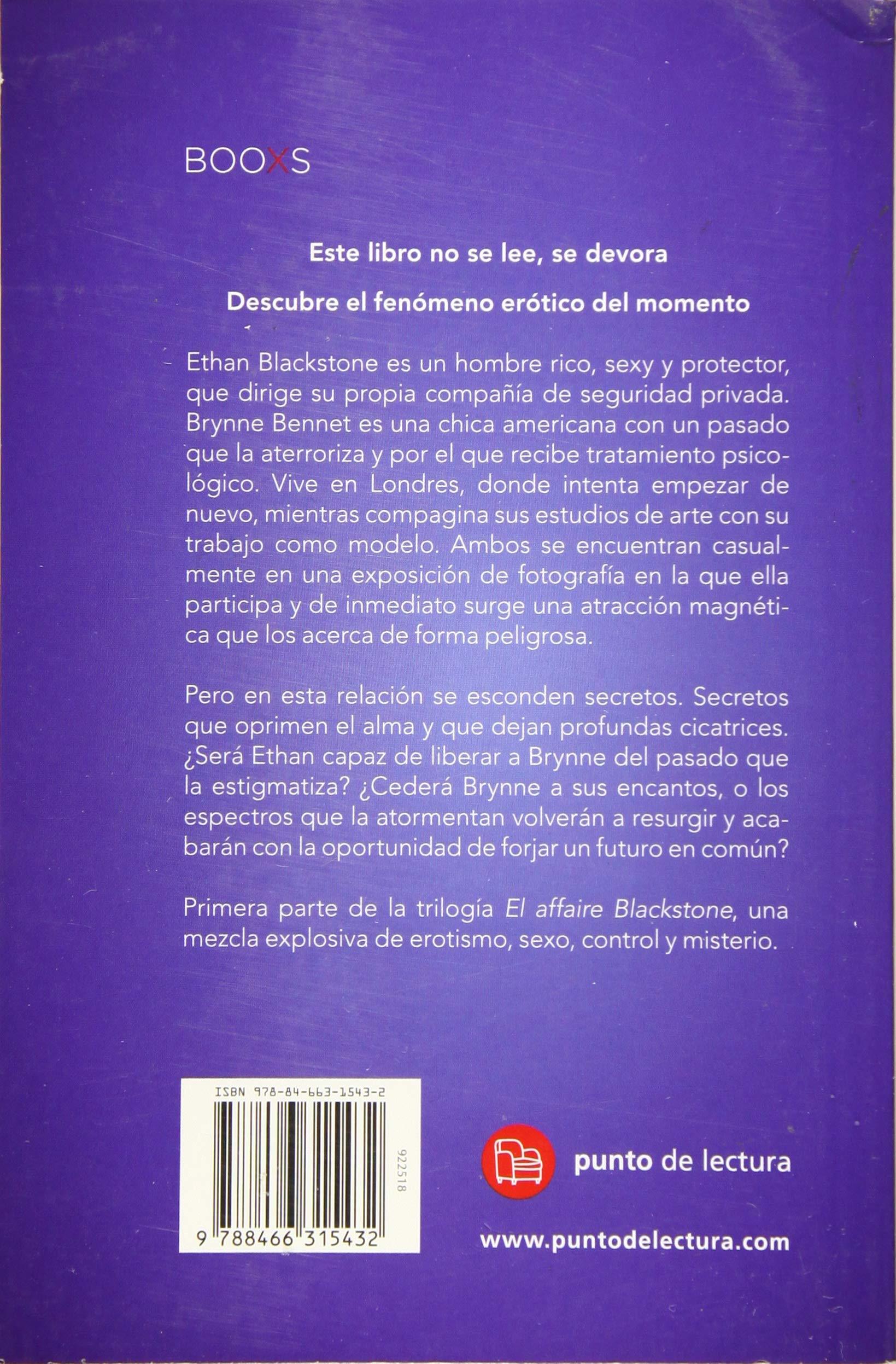 Desnuda (El affaire Blackstone 1) (BOOXS): Amazon.es: Miller ...