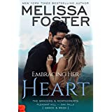 Embracing Her Heart (The Bradens & Montgomerys: Pleasant Hill - Oak Falls Book 1)