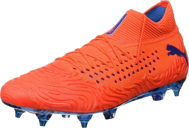 PUMA Herren Future 19.1 Netfit MX SG Fußballschuhe: Amazon.de: Schuhe & Handtaschen - Stollenschuhe