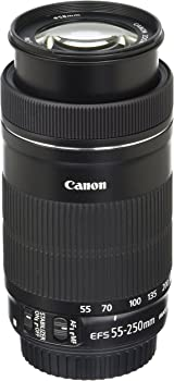 Refurb Canon EF-S 55-250mm f/4-5.6 IS STM Telephoto Zoom Lens