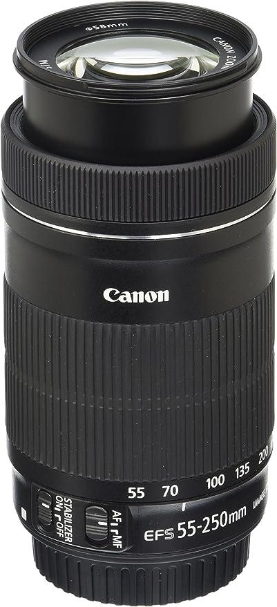 Canon 8546B002 - Objetivo para cámara réflex para Canon (Distancia ...