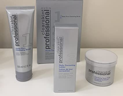 Avon – Clearskin Professional sistema de tratamiento de acné