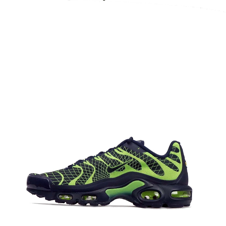 Nike Luft Max Plus JCRD Herren Laufschuhe 845006 Turnschuhe  40.5 EU midnight navy 407