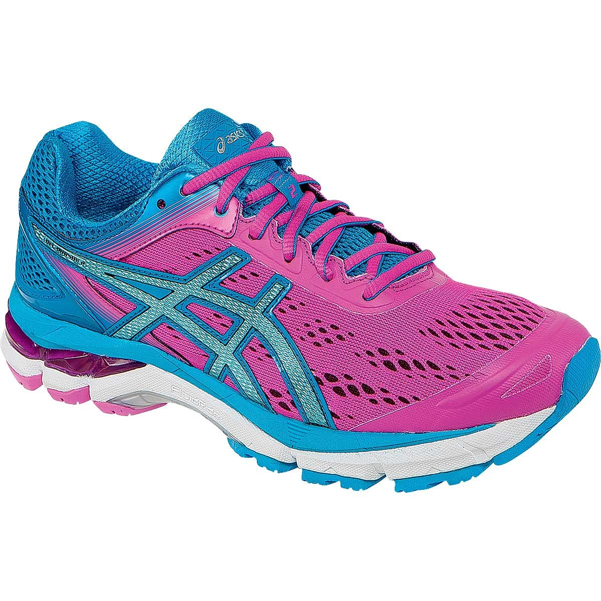 asics sneakers dames turquoise