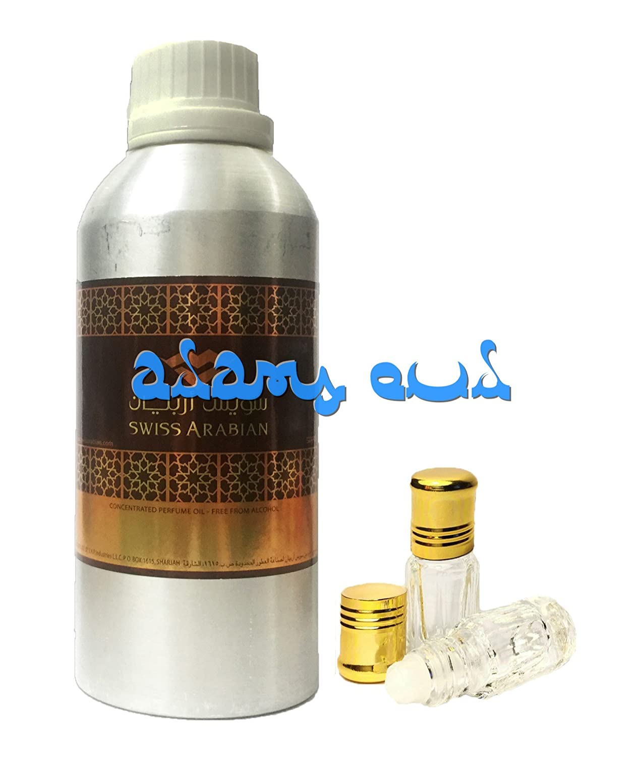 d'Hermes by Swiss Arabian - Concentrated 3ml Based Attar - Designer Perfumes (3ml6)