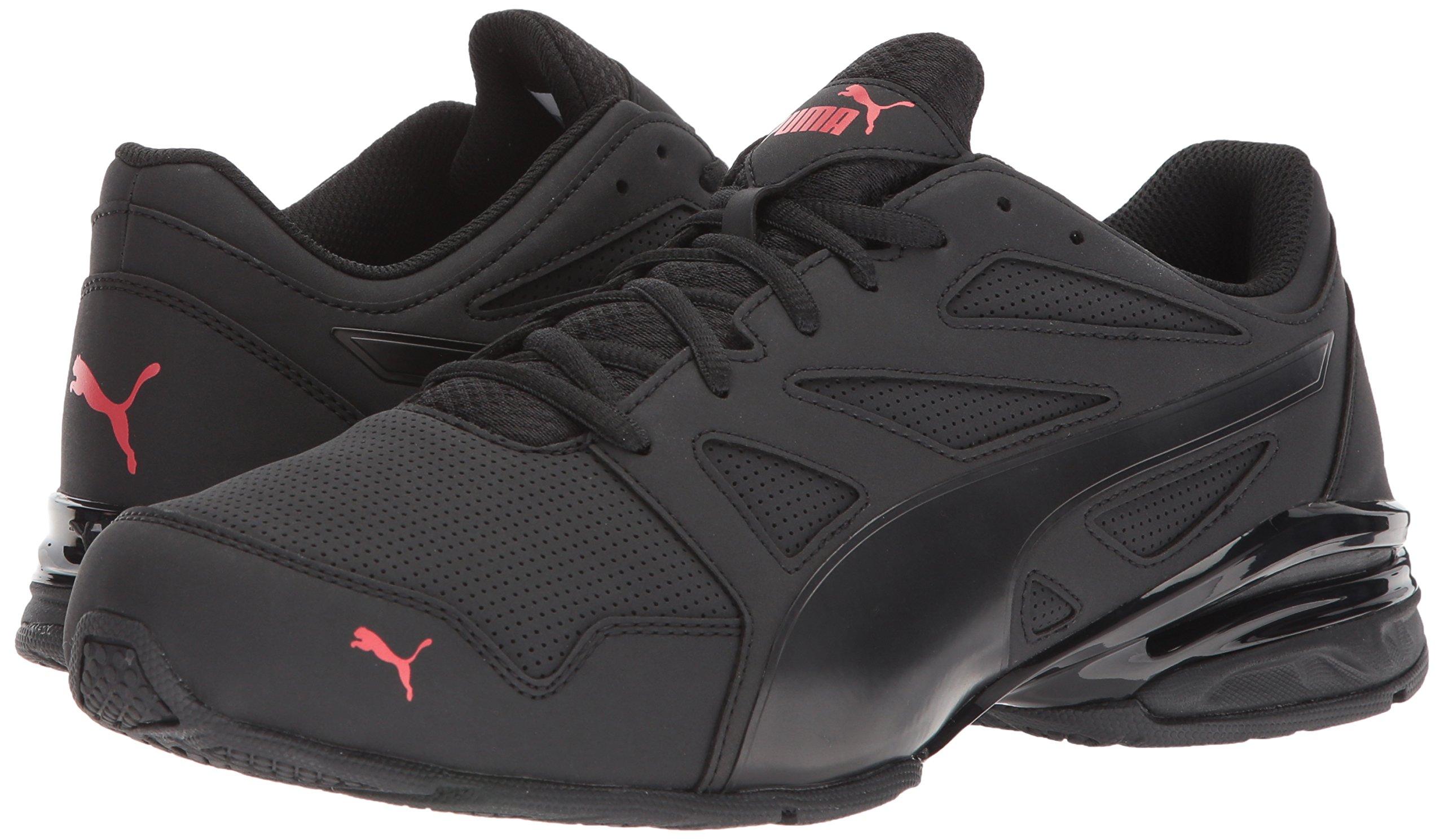 9a0846368e94f PUMA Men's Tazon Modern SL FM Sneaker,puma black-high risk red,9.5 M ...