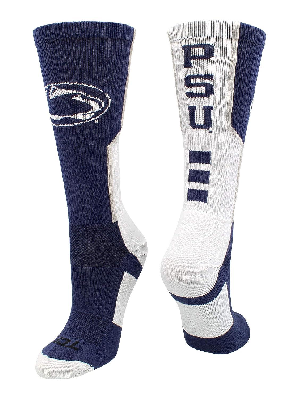 TCK Penn State Nittany Lions Perimeter Crew Socks