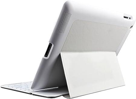 i-CaseBoard icase-07B - Funda con Teclado QWERTY español para ...
