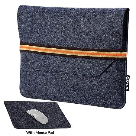 Gizga Felt Sleeves 13.3-inch (G-FLS-SG-13_Slate Gray) Laptop Sleeves & Slipcases at amazon