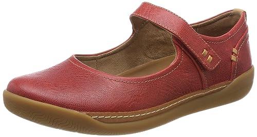 0f0f31c4 Clarks Women's Un Haven Strap Ballet Flats: Amazon.co.uk: Shoes & Bags
