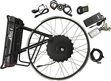 Ebici Kit Motor eléctrico 500W 48V LCD: Amazon.es: Deportes y aire ...