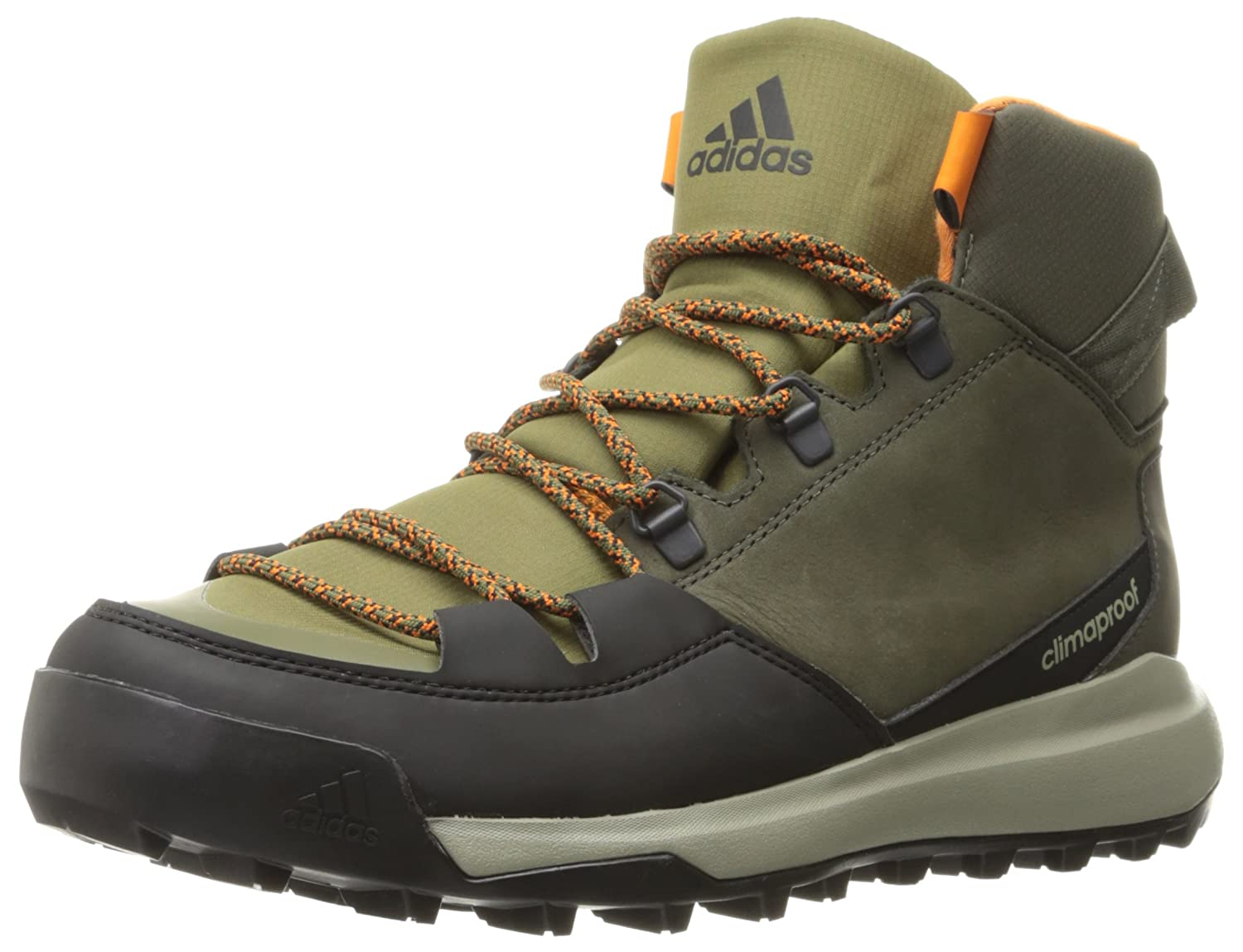 adidas Outdoor Men's CW Winterpitch Mid CP Leather Hiking Boot