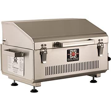 Solaire Anywhere Stainless Steel