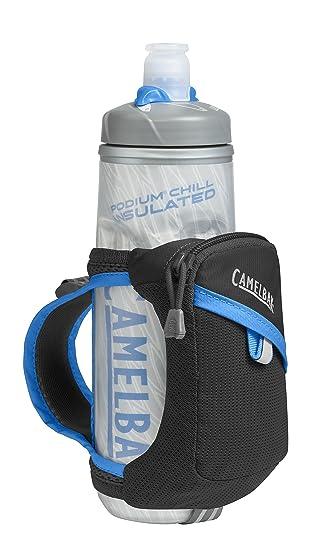 Amazon.com : CamelBak Quick Grip Chill 21 oz Backpack Black One ...