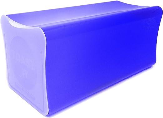 Outlook Design  TOAST IT bread holder bread box blue NEW