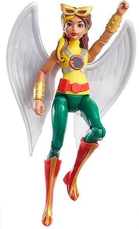 DC Super Hero Girls DVG29 6-Inch Hawkgirl Action Doll