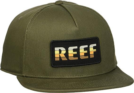Reef Town Hat Gorra, Verde (Olive OLI), única (Talla del ...