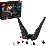 LEGO Star Wars: The Rise of Skywalker Kylo Ren's Shuttle 75256 Star Wars Shuttle Action Figure Building Kit (1,005 Pieces)