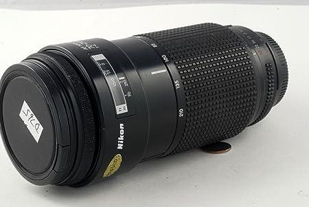 Review Nikon 70-210mm f/4.0 1:4
